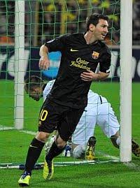 Barcelona mueve su manito ante el BATE Borisov