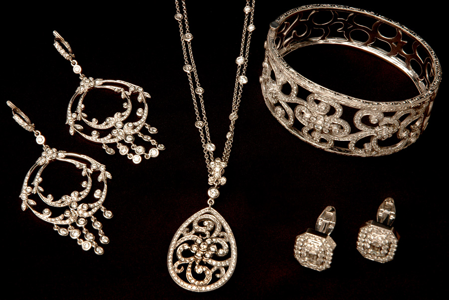 your jewelry collection