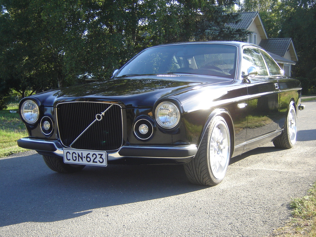 Volvo volvo coupe 2015 : transpress nz: from a BMW M3 to a Volvo 162, Finland