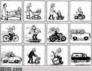 Hidup Ini Umpama Roda Kehidupan