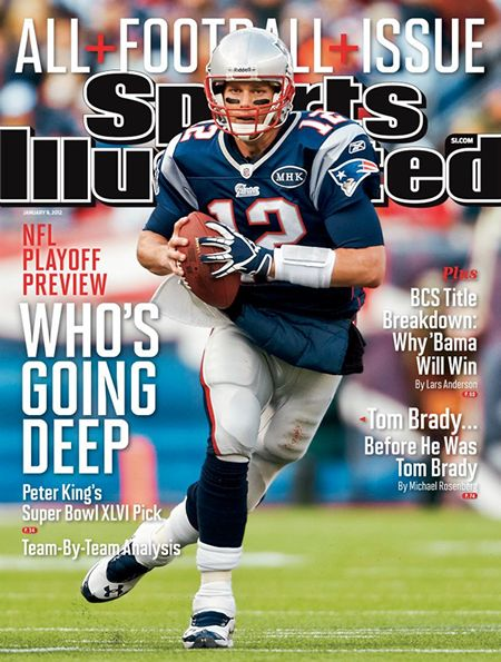 SI NFL Preview 2017 The Patriots Problem Tom Brady Cover September 4-11, 2017