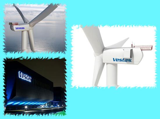 Самая большая в мире ветровая турбина