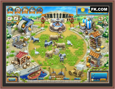 Farm Frenzy Ancient Rome Full