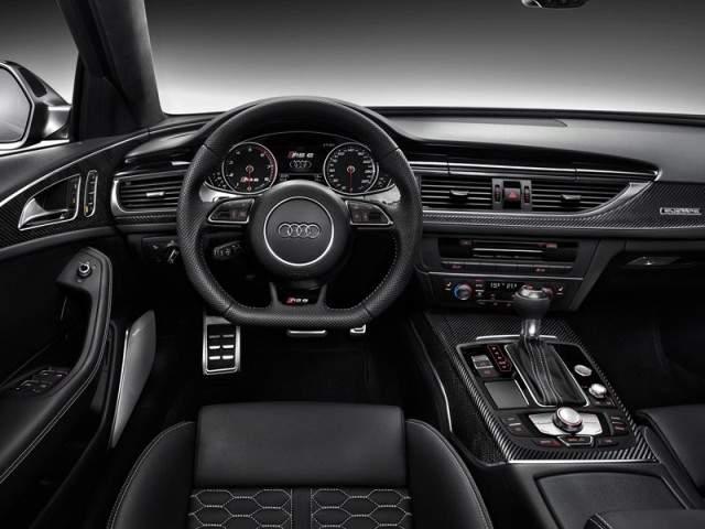 Audi RS6 Avant 2014 interior