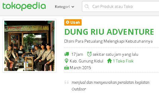 Anda juga bisa  belanja di Toko Online Kami via Tokopedia.com