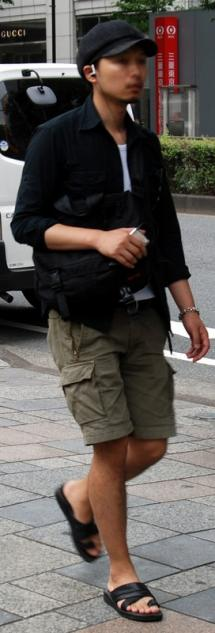 แฟชั่นการแต่งกายวันสบาย ๆ ของผู้ชาย สไตล์หนุ่มญ๊่ปุ่น