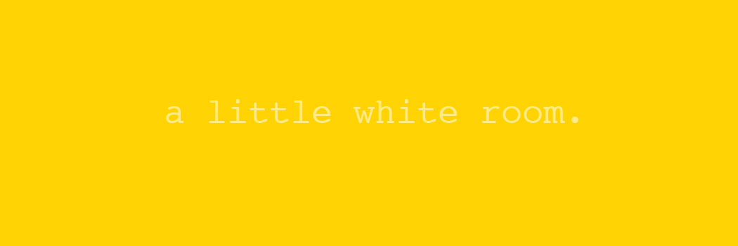 A Little White Room