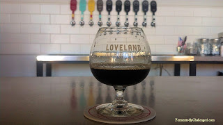 Loveland Aleworks glass