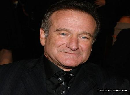 Robin Williams Bunuh Diri