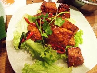 Dark Soya Tofu