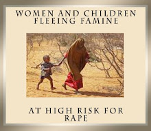 Women Fleeing Famine