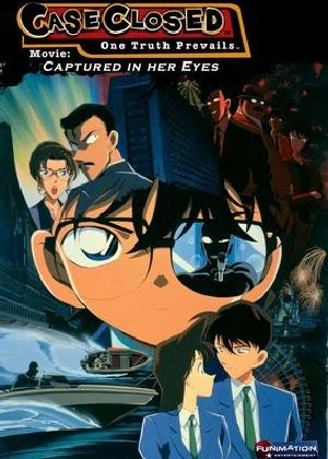 Phim Conan Movie 4: Thủ Phạm Trong Đôi Mắt