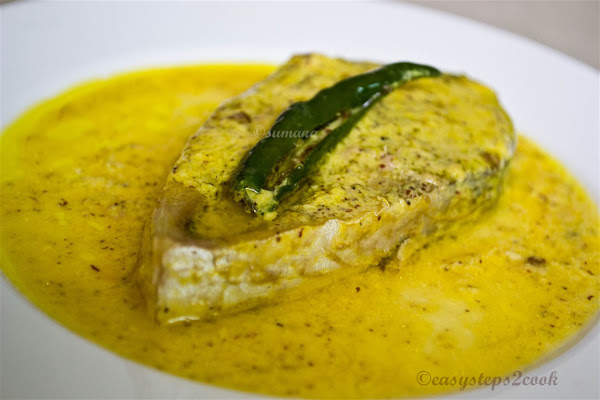 Bhapa Ilish or Steamed Hilsa is a popular Bengali hilsa recipe