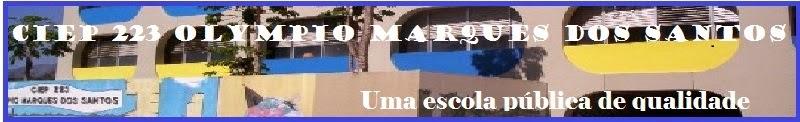 CIEP 223 Olympio Marques dos Santos