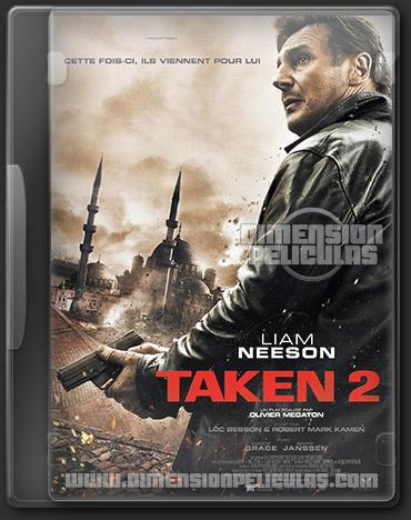 Taken 2 (BRRip HD Español Latino) (2012)