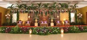 dekor gedung