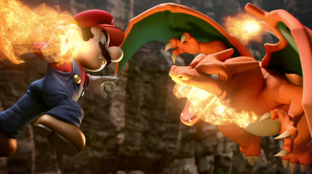 Super Smash Bros Nintendo Direct