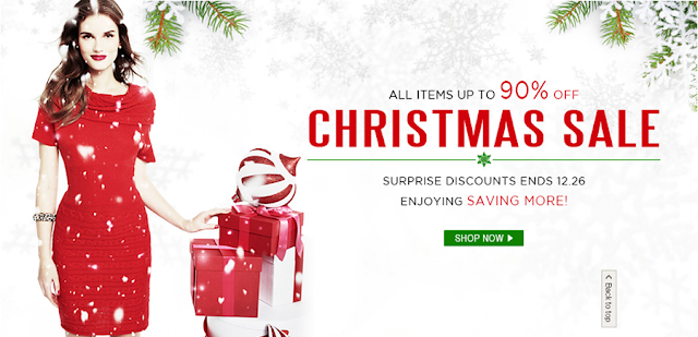 Christmas sale in TBDress.com