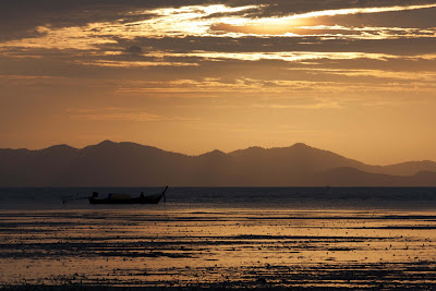 Sunrise over Phang Nga Bay, Phuket