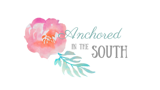 Anchored in the South // Fashion and Lifestyle Blog