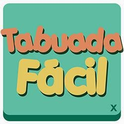 Tabuada fácil - Método fácil para ensinar a tabuada.