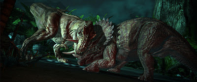 Jurassic Park:The Game