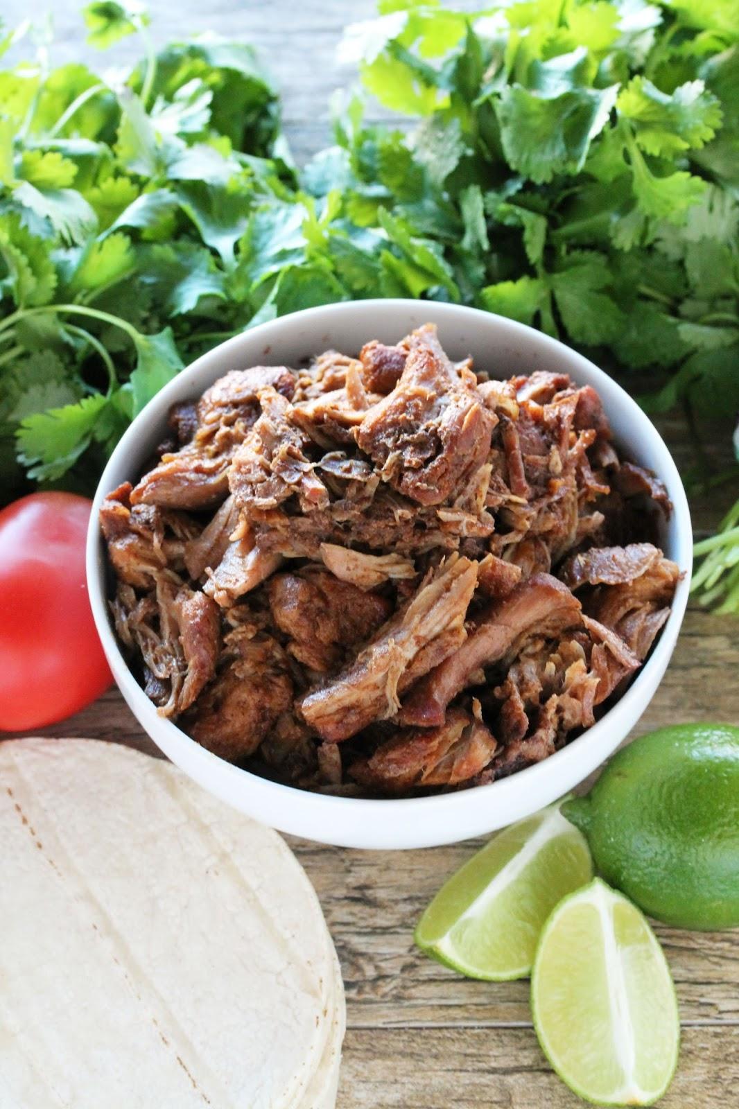best crockpot carnitas you'll ever have! Killer Crockpot Pork Carnitas ...