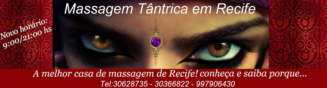 Casa de massagem em Recife