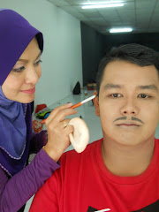 Make Up Teater Anakku Sazali