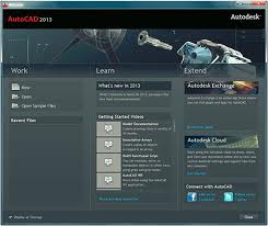 Autodesk AutoCAD 2013 Full + Keygen