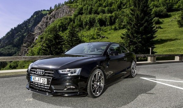 Audi AS5 Coupe by ABT Sportsline gassguzzler