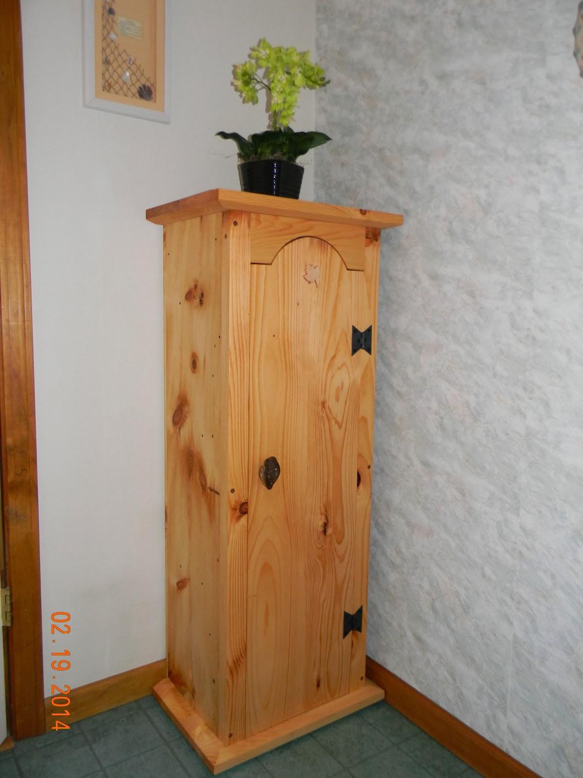 oakenheart woodcraft pine bathroom cabinet