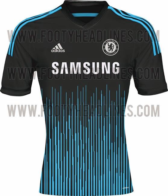 2e91e649690b2 ... los hombros también serán en el mismo tono de azul. La presentación  oficial de la tercera equipación 14 15 apunta a agosto. ¿Te gusta la nueva  camiseta