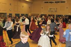 Civil War Ball in San Luis Obispo