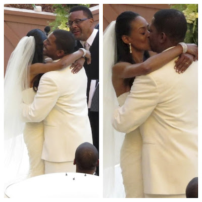 Mekhi Phifer Wedding
