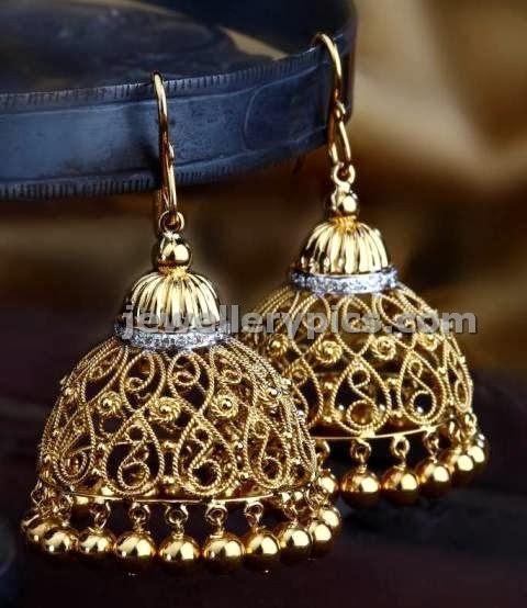 gehna jewellers jumkas