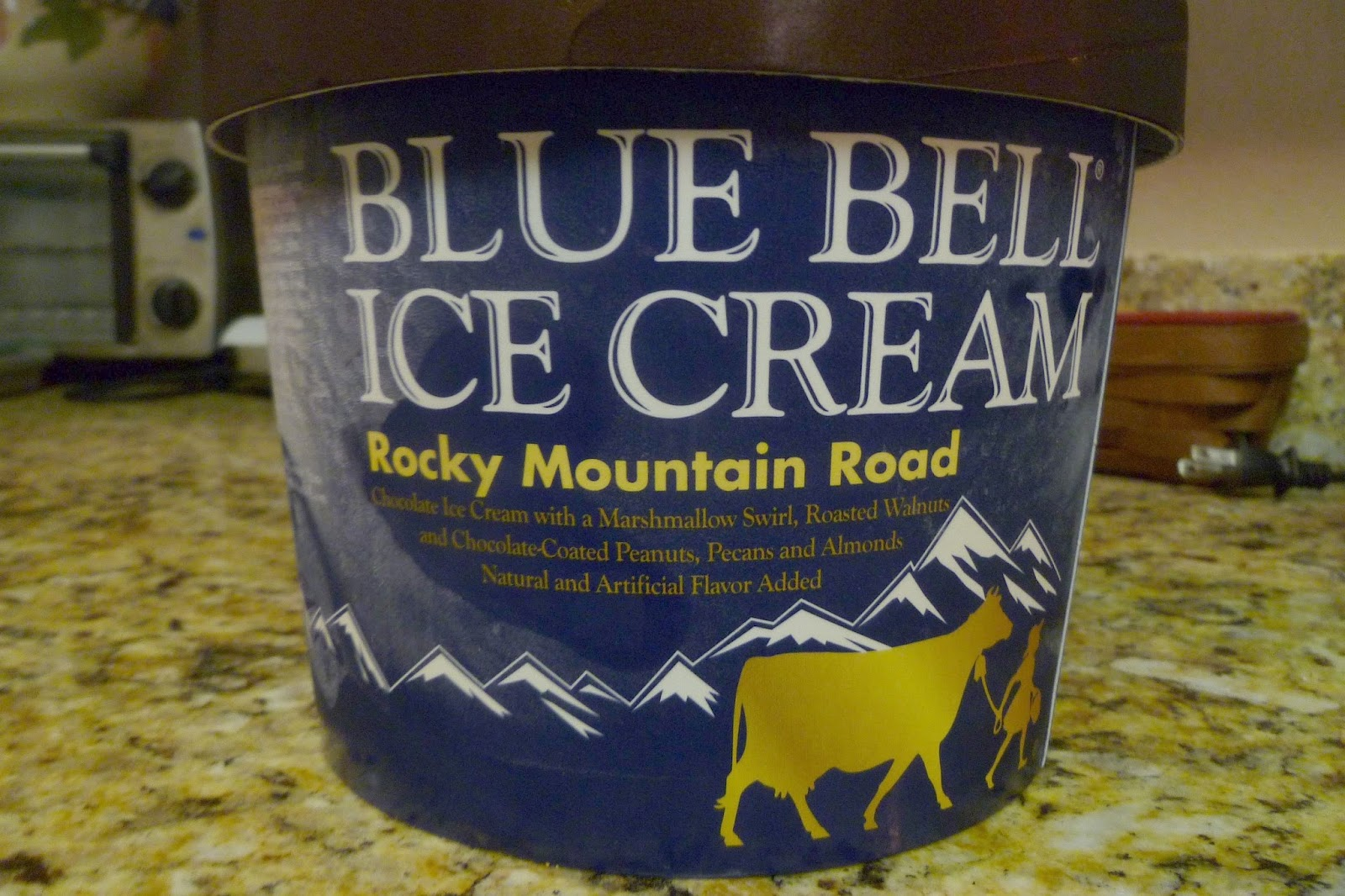 food and ice cream recipes READER REVIEW Steves Review of Blue