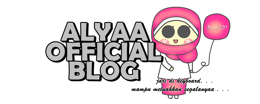 Alyaa Official Blog
