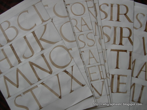 TATOUAGES CHIFFRES CALLIGRAPHIES Galerie Creation - Calligraphie Chiffre Tatouage
