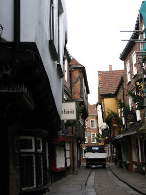 The Shambles - York, England, UK