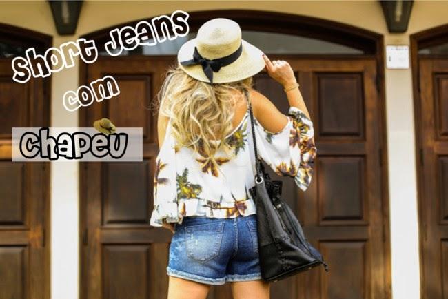 short jeans-short jeans feminino-roupas femininas-bermudas jeans-pantalones vaqueros cortos-jeans shorts-chapéu feminino