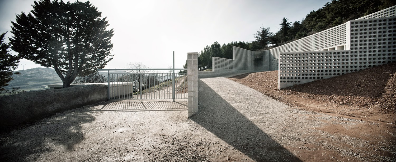 Arquitectura zona cero descanso geom trico ampliaci n - Arquitectos navarra ...