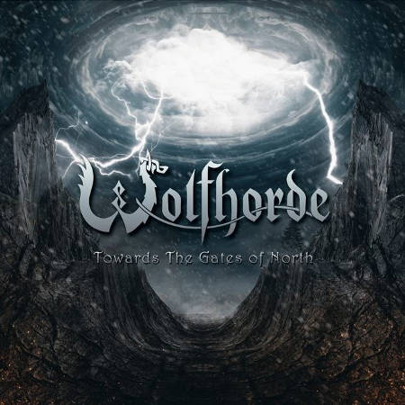 "Detail from Wolfhorde New Album ""Towards the Gate of North"", Wolfhorde New Album"