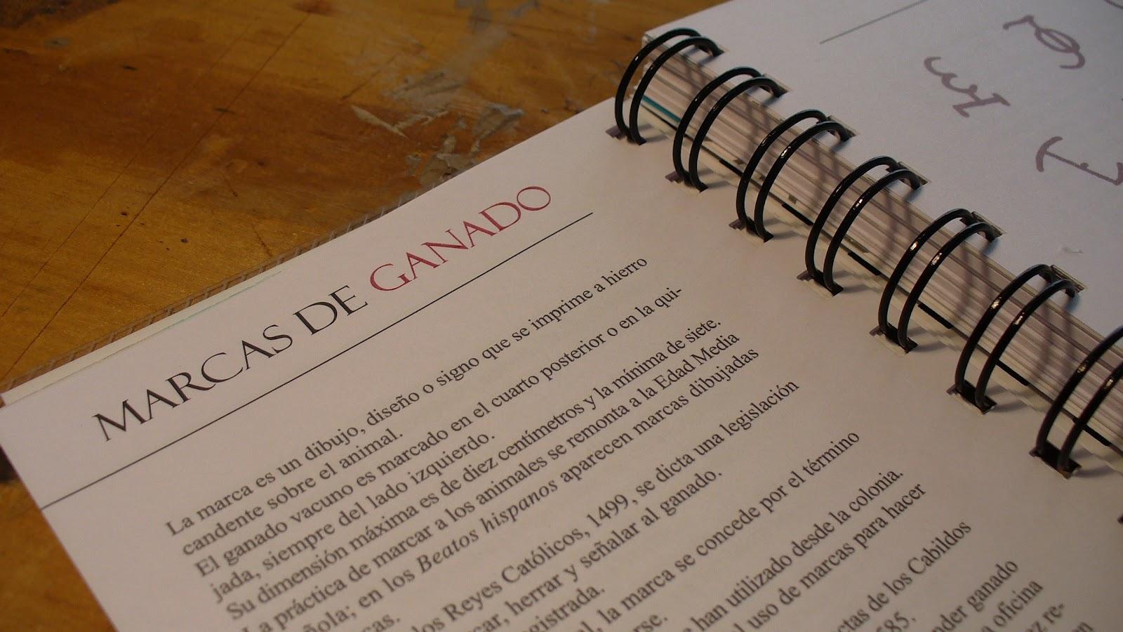 Productos pensados para tiendas de museos agenda perpetua - Marcas de agendas ...