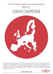 Revue de l'Union européenne