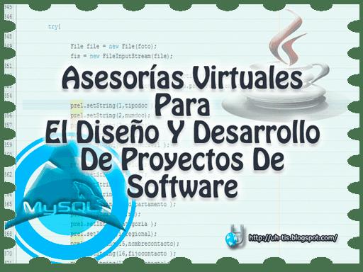 UH Services: Asesorías Virtuales para el diseño y desarrollo de proyectos de software