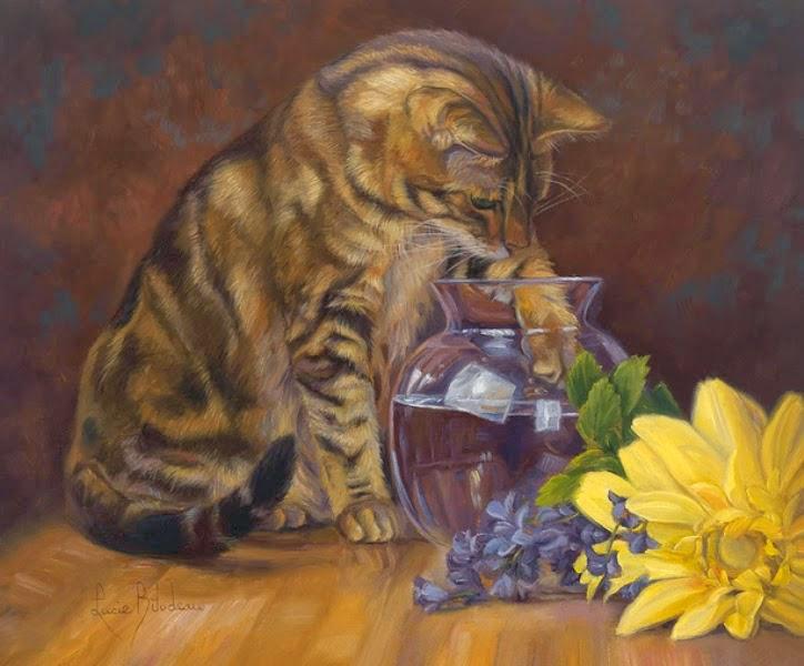 lienzos-de-gatos-pintados-al-oleo