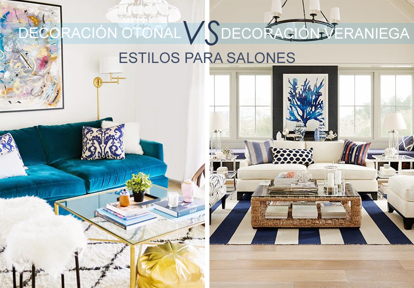 Ideas de decoraci n salones oto ales meu canto blog - Decoracion alfombras salon ...