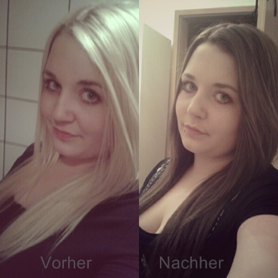 missesenze von blond zu braun. Black Bedroom Furniture Sets. Home Design Ideas