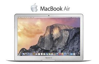Harga Laptop Apple MacBook Air MJVE2ID/A